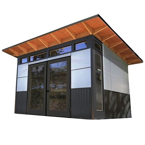 Residential Sheds by Studio Shed Telluride 12 Ft X 10 Ft Residential Quality