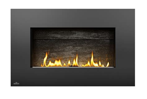 wall mounted gas fireplace napoleon whvf31 plasmafire wall mounted vent free gas