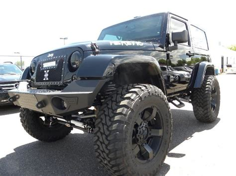 2014 Jeep Wrangler Rubicon X Custom