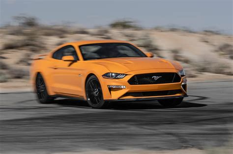 mustang gt 2018 why the 2018 ford mustang gt automatic is so much quicker than the manual motor trend