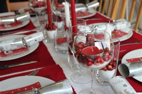 Tischdeko Weihnachten Rot weihnachtliche tischdeko selbst gemacht 55 festliche