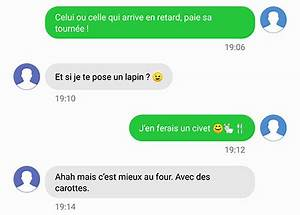 Comment flirter par texto (pour les adolescentes) - wikiHow Comment draguer par SMS? Flirter avec une fille par SMS : 3 ingrdients indispensables - Pickup