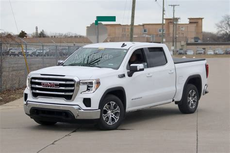 GMC 2019 : 2019 Gmc Sierra 1500 Review, Engine, Redesign, Price