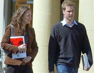 Prince William and Kate Middleton's Young Love at St ...
