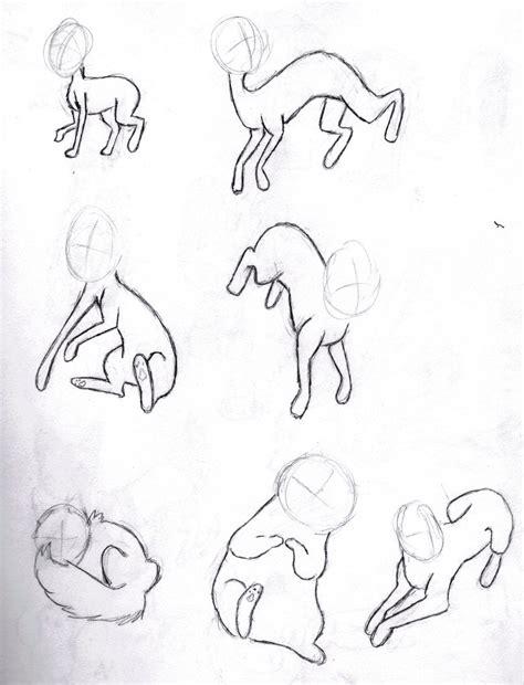 animal poses  theworldendswithme  deviantart