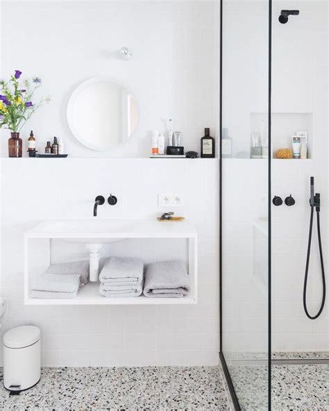 salle de bain moderne idees deco  inspiration salle