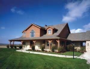 Western Ranch Style Homes Ideas by West Meets Midwest An Ohio Timber Home With Western