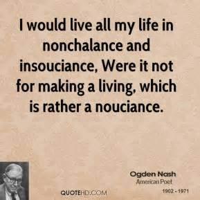Nonchalant Quotes. QuotesGram
