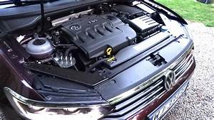 2015  2016 Vw Passat B8 2 0 Tdi 150hp Engine Sound