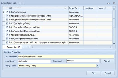 Jordy Proxy Changer Download