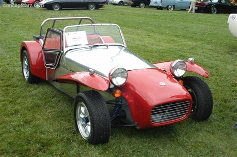 1964 Lotus Super Seven (7, Series Ii, Super 1500