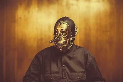 Slipknot Masks Gifs Unveil Chris Disturbing Fairly