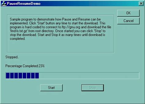 pause resume at protocol level you can implement it in