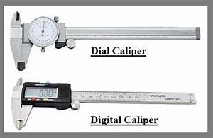 Digital Vernier Calipers  U0026 Dial Calipers Comparison