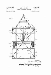 Patent Us3507535 - Camping Trailer Lift Mechanism