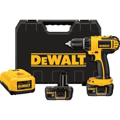 shipping dewalt compact cordless drilldriver kit