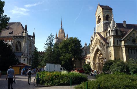 castles  hot springs  city park budapest hungary visions  travel