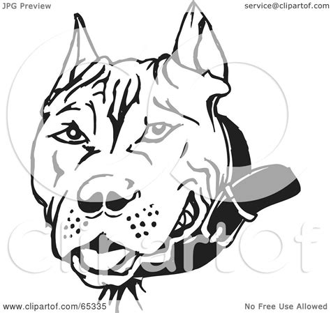pit clipart black and white royalty free rf clipart illustration of a black and