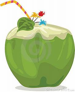 coconut water clipart - Clipground