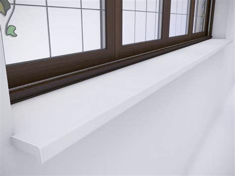 window sills   choose  finishing touch