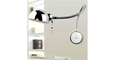 Buy Modern Swing Arm Wall Lamp Flexible Tube Mirror