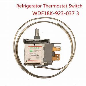 Wdf18k 923 037 Haier Refrigerator Temperature Controller 3 Feet Freezer Thermostat Switch