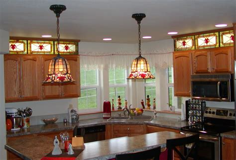 stained glass lighting kitchen lighting xcyyxh