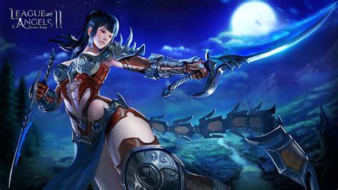 lin shadow blade beautiful girl martial swordsman