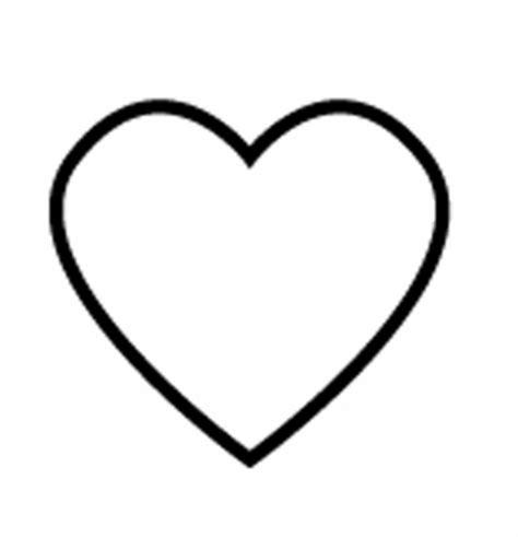 Wählen sie aus illustrationen zum thema gebrochenes herz von istock. Hochzeit und Liebe: Herz zum Ausmalen   Herz ausmalbild ...