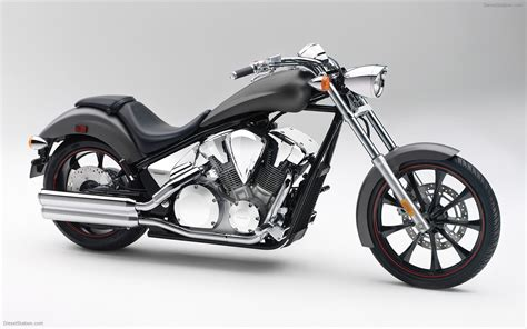 2010 Honda Fury Widescreen Exotic Bike Wallpapers #14 Of