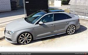 Audi Exclusive Nardo Grey A3 S line Sedan Be Jealous Be Very Very Jealous  Fourude