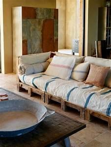 Faire Des Meubles Avec Des Palettes : fabriquer meuble avec palette ~ Preciouscoupons.com Idées de Décoration
