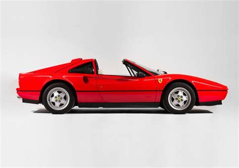 The 328 figures in the model title referred to the total cubic capacity of the engine, 3.2. Ferrari 328 GTS (1989) - Studio 434