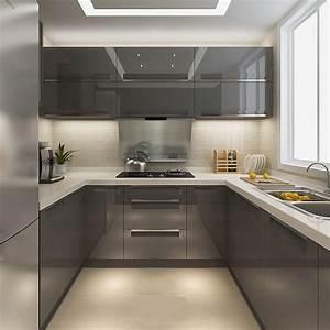 Kitchen, Cabinets