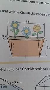 Rauminhalt Berechnen : blumenbeh lter rauminhalt kegel pyramide mathelounge ~ Themetempest.com Abrechnung