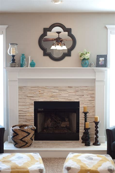 Decorating Ideas Above Fireplace by Best 25 Mirror Above Fireplace Ideas On