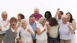 Group Of People On White Background Of Various Age Groups ...
