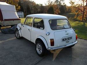 Purchase Used 1972 Mini Cooper Vtech Engine In
