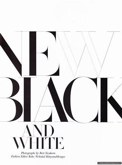 Bazaar Harper Magazine Typography Graphic Fonts Layout