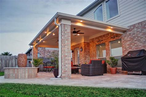 Patio Covers by Patio Cover In Cypress Tx Hhi Patio Covers