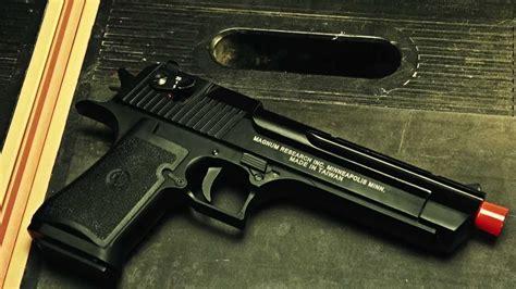 Imi .50ae Desert Eagle Magnum Co2 Blowback Pistol