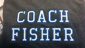 custom tackle twill lettering embroidery pinterest With custom tackle twill lettering