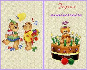 Carte Anniversaire Pour Enfant : carte anniversaire enfant gratuite lavidaloca lefilm ~ Melissatoandfro.com Idées de Décoration