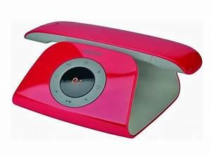 Telefon Schnurlos Retro : ebay wow schick logicom retro telefon schnurlos dect ~ Watch28wear.com Haus und Dekorationen