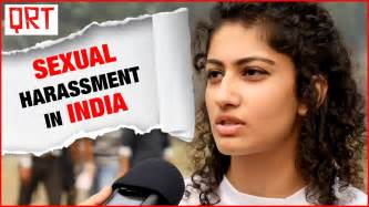 Sexual Harassment In India Social Experiment Quick