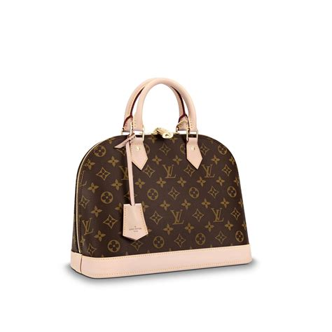 alma pm monogram handbags louis vuitton