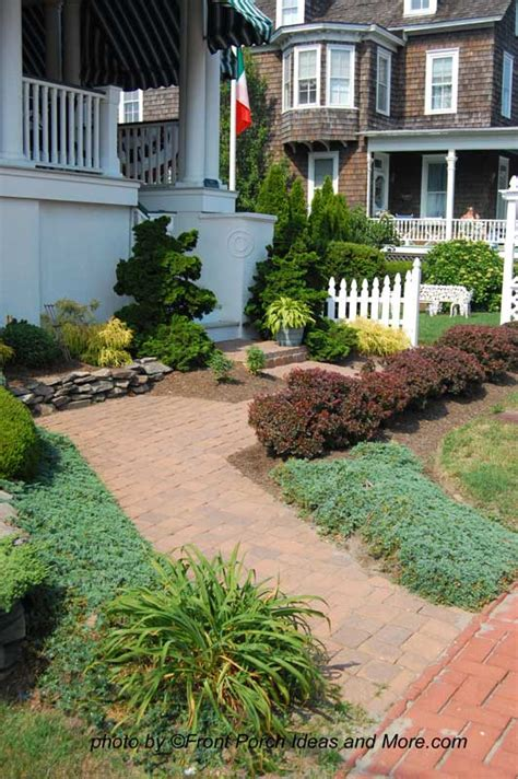 front porch and walkway ideas easy landscaping ideas landscape design ideas porch landscaping ideas