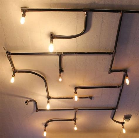 1000 ideas about pipe lighting on pipe l
