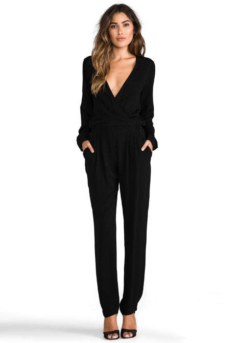 Twelfth Street by Cynthia Vincent  Reckless Daughter Long Sleeve Jumpsuit || Revolve Clothing ...