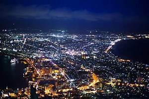 """函馆山夜景 - 北海道 日本""""酷""""吗?(IS JAPAN COOL?)"""